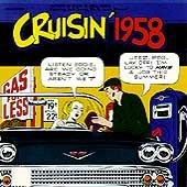 Original album cover of Cruisin 1958 by Cruisin'
