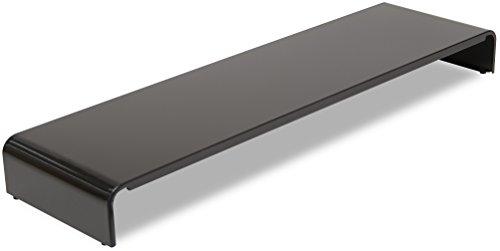 田窪工業所 パソコンラック 幅80cm ブラック PCR-80KM