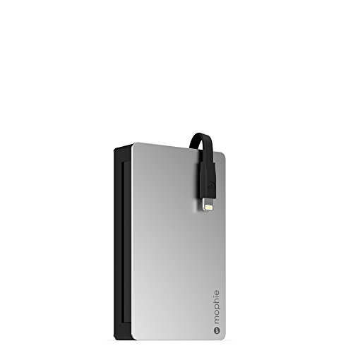 Mophie Powerstation Plus 3x 5,000mAh Power Bank (with Lightning Connector)