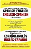 img - for University of Chicago Spanish-English/English-Spanish Dictionary (English and Spanish Edition) book / textbook / text book
