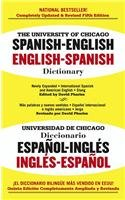 University of Chicago Spanish-English/English-Spanish Dictionary (English and Spanish Edition)