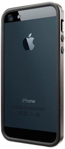 国内正規品SPIGEN SGP iPhone5/5S ケース ネオ・ハイブリッド EX スリム メタルシリーズ [ガンメタル] SGP10064