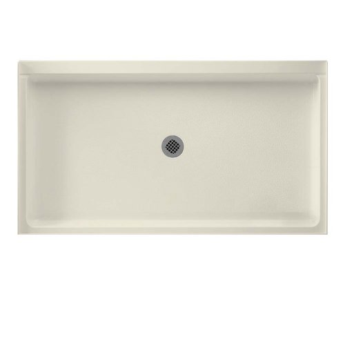 Swanstone R 36dtf 010 Shower Base With Center Drain White