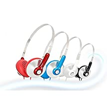Somic MH429 Foldable Neck-Band On-Ear Headphone with Mic and Remote PC/iPhone/Samsung/HTC/iPad/Mobile great sound