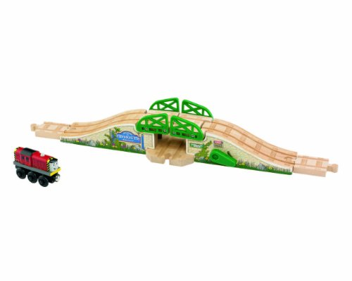mccarte: Thomas friends wooden railway tidmouth sheds deluxe set