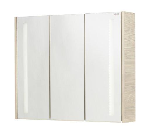 die besten badm bel set fackelmann 83473 spiegelschrank viora 3 t ren die beiden u eren. Black Bedroom Furniture Sets. Home Design Ideas