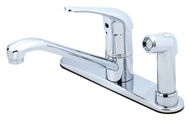Oak Brook Single Handle Kitchen Faucet With Spray (FS6A0010CP-ACA2)