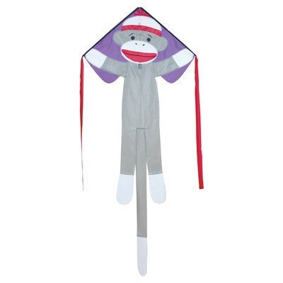Regular Easy Flyer - Sock Monkey by Premier Kites