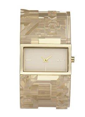 DKNY NY8152 - Reloj para mujeres, correa de plástico