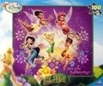 Disney Fairies 100 piece Puzzle 'Are You Dustworthy' - 1