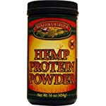 Manitoba Harvest HEMP PRO 50, Whole Food 50% Protein Powder, 16-Ounce Tubs (Pack of 2)