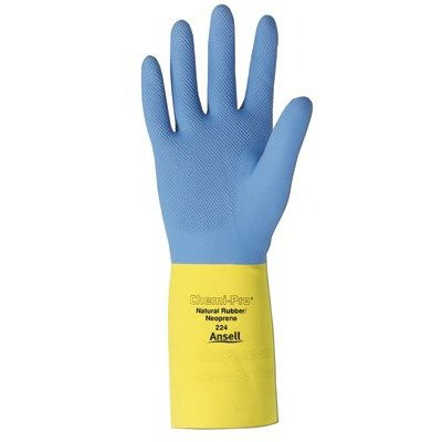 ansell-224-size-9-chemi-pro-neoprene-natural-latex-gloves-12-pairs