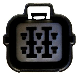 Fuel Ratio Sensor-OE Type 4-Wire A//F Sensor NGK 24696 Air