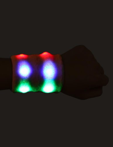 Iheartraves Led Wristband (White)