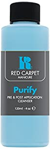 Red Carpet Manicure Purify Nail Cleanser - 4 Oz