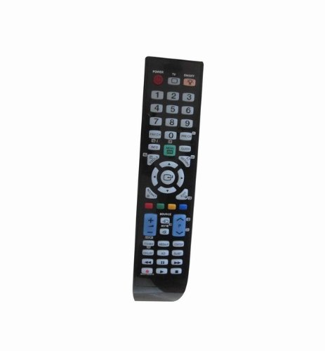 Universal Replacement Remote Control Fit For Samsung Pn42B450B1D Pn50B550 La32C650L1F Le37B679T2S Plasma Lcd Led Hdtv Tv