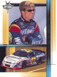 Buy 2002 Press Pass Optima #37 Jamie McMurray RC by Press Pass Optima