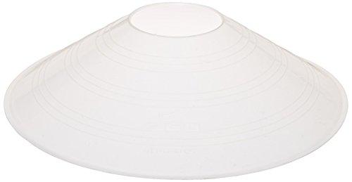 "360 Athletics Saucer Cone Marker, 7"", White"