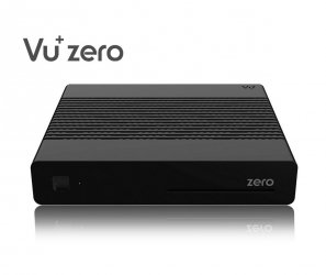 Vu+ Zero HD Linux Full HD Sat Receiver Schwarz + GRATIS Wlan-Stick