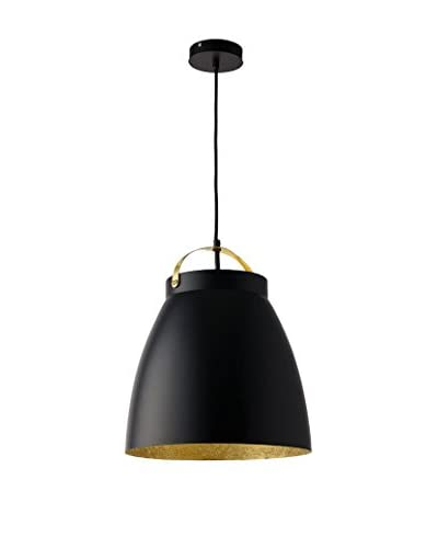 Lightshape Lámpara De Suspensión Malia M Negro/Oro
