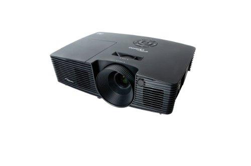 Optoma W316 Videoproiettore Full 3D, WXGA, Nero