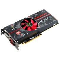 XFX HD 5870 ATI Radeon Graphics Card (HD-587X-ZNFC)
