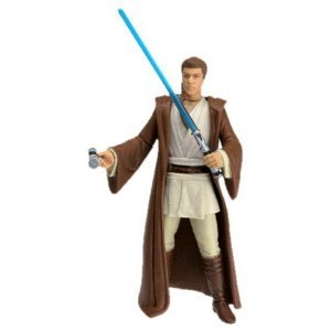 Star Wars: Episode 1 Obi-Wan Kenobi (Naboo) Action Figure