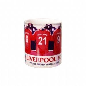 Liverpool FC Personalised Mug