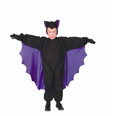 Cute - T - Bat Wings (Purple;Child Large) by RG Costumes