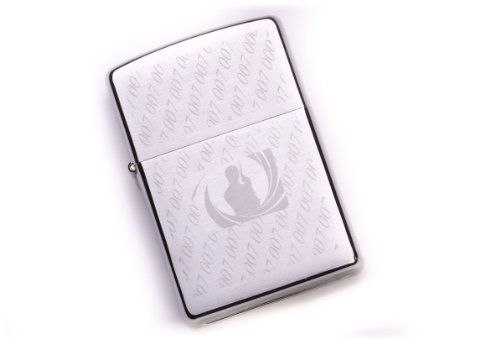 Photo Printed Original Zippo Lighter James bond 007