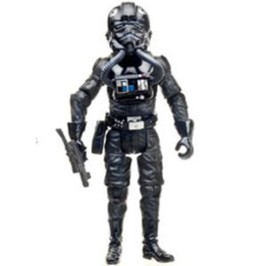 "Star Wars 3.75"" Vintage Figure - Tie Pilot"