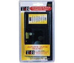 adaptateur vhs ad900 pour cassette vhs c high tech. Black Bedroom Furniture Sets. Home Design Ideas