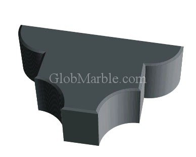 Paver Stone Mold Ps 5011/2 front-188324