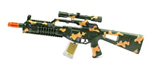 Velocity Toys Super Combat R36 Electric Toy Gun w/ Rotating Barrel at Sears.com