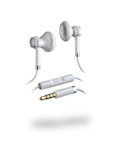 Plantronics Backbeat 116 Stereo Headset - Retail Packaging - White