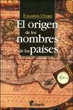 img - for Origen de los nombres de los paises (Spanish Edition) (Spanish Edition) book / textbook / text book