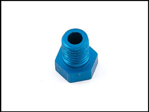 Team Associated 9610B Servo Saver Bolt, Blue