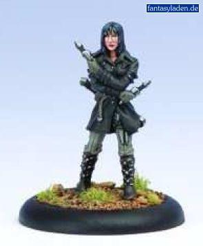 Privateer Press - Warmachine - Mercenary: Anastasia Di Bray Model Kit