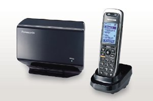 Panasonic KXTGP500B04 IP phone Cordless Phone