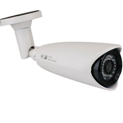 Surveilliance Cctv Outdoor / Indoor Security Camera - 650Tv Line, 3.6Mm Lens, 36 Pcs Infrared Led, 82 Feet Ir Distance, Water Proof