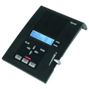 Répondeur numérique 40 min. mémoire flash + 2 annonces programmables