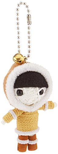 Watchover Voodoo Eskimo Boy Doll, One Color, One Size