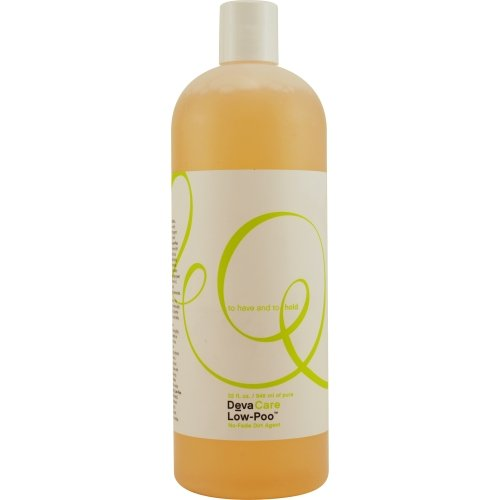 Deva Care Low Poo Shampoo for Normal To Oily