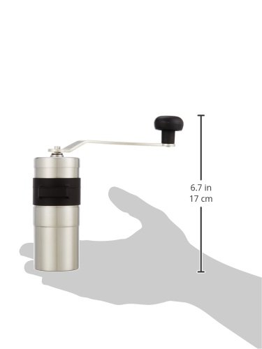 Porlex Mini Stainless Steel Coffee Grinder