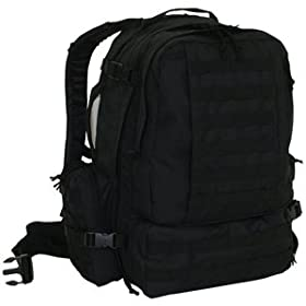 Emergency Survival 72 Hour Bug Out Bag with FOX Tactical Advanced 3-Day Combat Pack... by &node=16310091