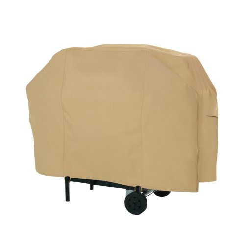 Classic Accessories Terrazzo 53922-Ec Cart BBQ Cover, Large, Sand