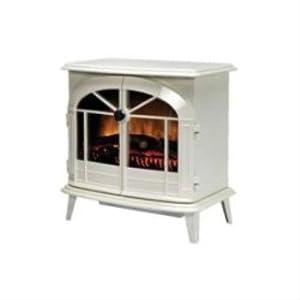 Dimplex Chevalier Chv20 White Electric Stove Optiflame Kitchen Home