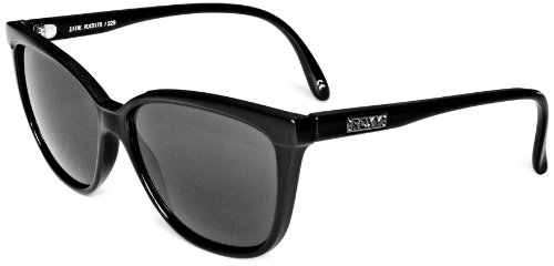 Roxy Jade Wrap Women's Sunglasses Black/Grey