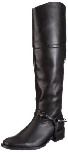 Peter Kaiser META Boots Women's Black Schwarz/SCHWARZ LIANE Size: EU 35 1/2 / UK 3