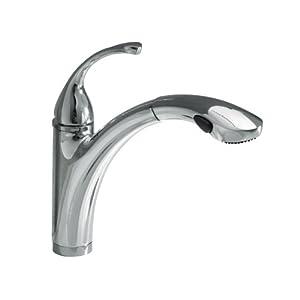 kohler kitchen faucet diagram